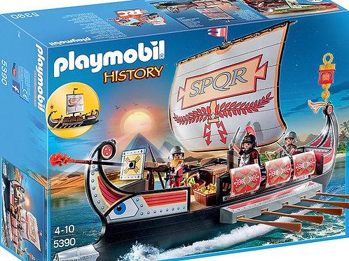 Playmobil 5390 History - Roman Galley