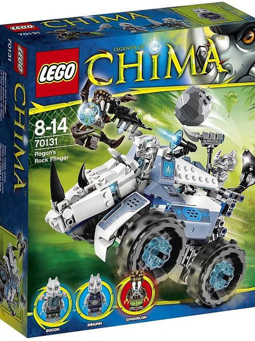 Lego 70131 Chima - Rogon's Rock Flinger