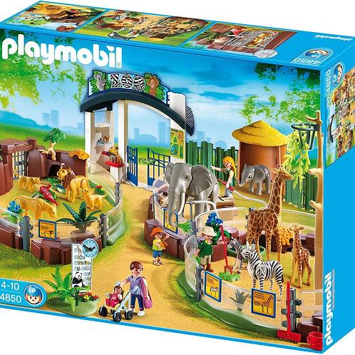 Playmobil 4850 - Large Zoo