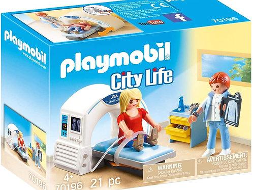 Playmobil  70196 City Life - Radiologist