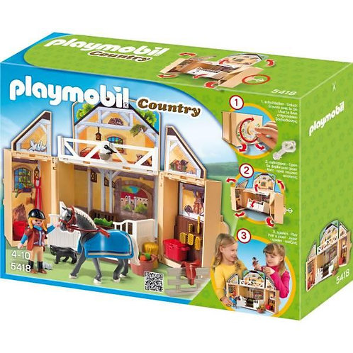 Playmobil 5418 Country - Reitstall