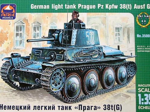 Ark Models - German Light Tank Prague Pz.Kpfw.38(t) Ausf.G 1/35