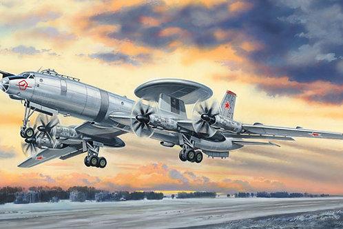 "Amodel - Tupolev Tu-126 NATO Code ""Moss"" 1/72"