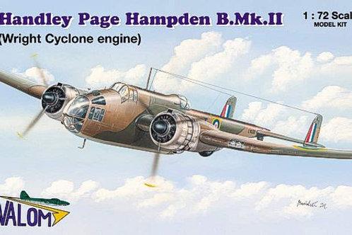 Valom - Handley Page Hampden Mk.II 1/72