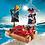 Thumbnail: Playmobil 5655 Pirates - Pirate Raft Carry Case