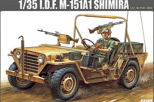 Academy - IDF M151A1 Shmira 1/35