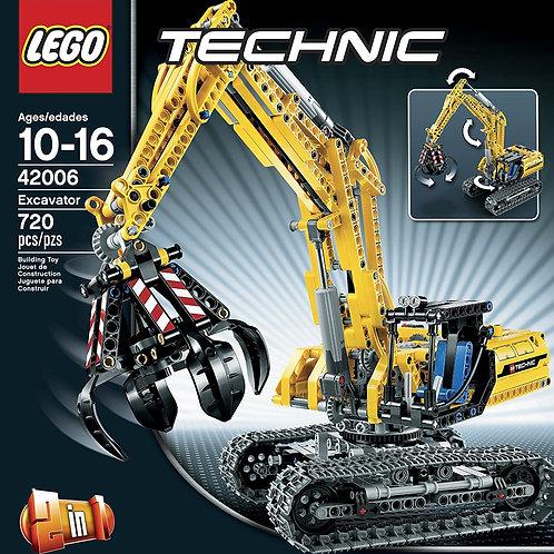 Lego 42006 Technic - Excavator