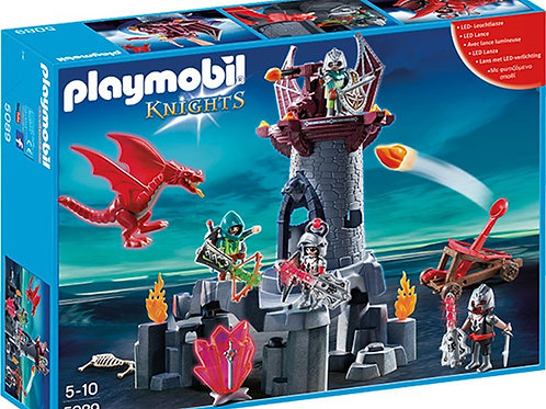 Playmobil 5089 Knights - Led Knights And Dragon Castle