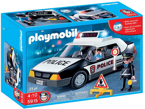 Playmobil 5915 - Police Car