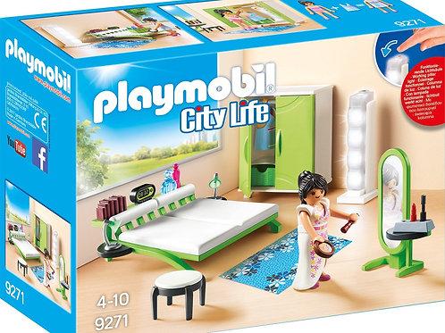 Playmobil 9271 City Life - Bedroom