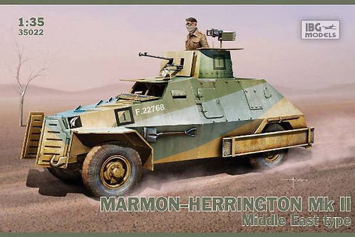 IBG - Marmon-Herrington Mk II - Middle East Type