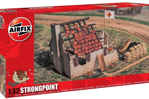 Airfix - Strongpoint 1/32