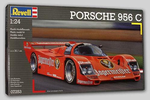 Revell - Porsche 956 C 1/24