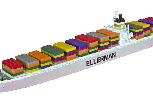 Tri-ang Ships - MV City of Durban 1/120