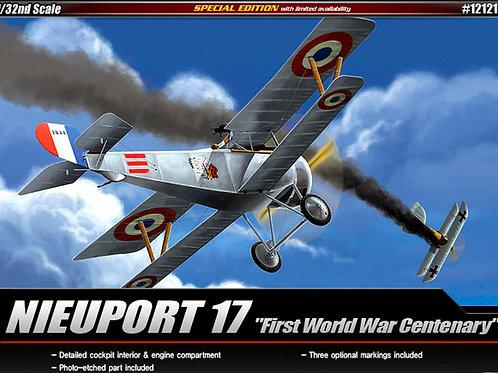 Academy - Nieuport 17 1/32