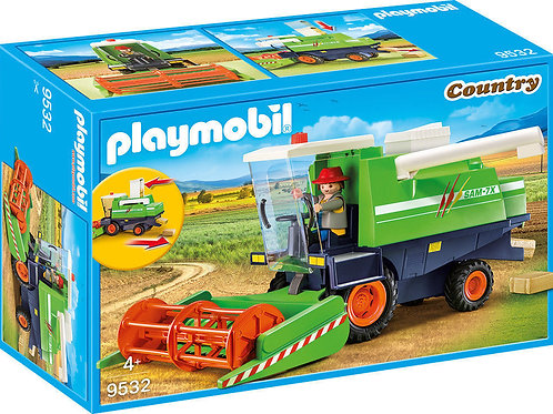 Playmobil 9532 Country - Combine Harvester