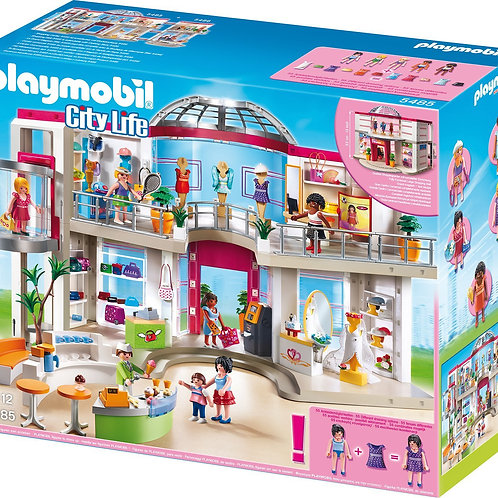 Playmobil 5485 - Furnished Shopping Mall