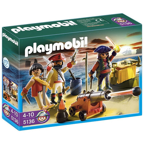 Playmobil 5136 - Pirate Gang
