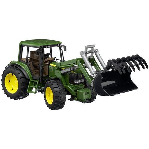 Bruder 02052 - John Deere 6920 Tractor w.Front Load 1/16