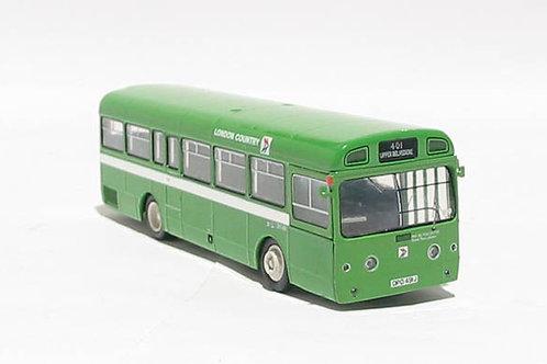 Britbus - AEC Swift d/door green s/deck bus 1/76