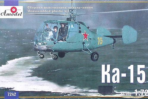 Amodel - Kamov Ka-15 1/72