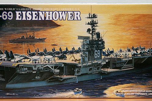 Academy - USS Eisenhower CVN-69 1/800