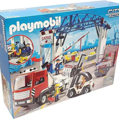 Playmobil 70169 City Action - Cargohalle