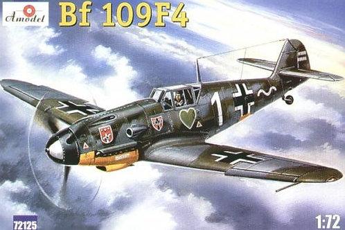 Amodel - Messerschmitt Bf-109 F-4 1/72