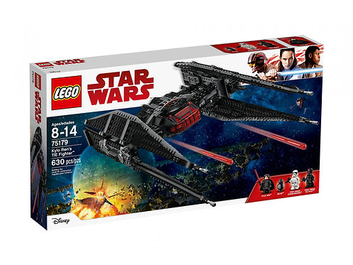 Lego 75179 Star Wars - Kylo Ren's Tie-Fighter