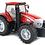 Thumbnail: Bruder 03060 - McCormick XTX165 Tractor 1/16