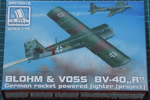 "Brengun - Blohm & Voss BV-40 ""R"" Rocket propulsion"