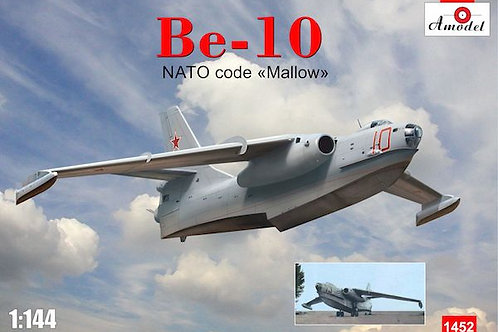 Amodel - Beriev Be-10 'Mallow' Flying Boat 1/144