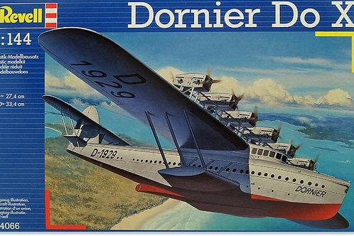 Revell - German Dornier Do X 1/144