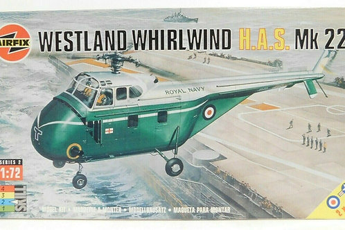 Airfix - Westland Whirlwind H.A.S. Mk.22 1/72