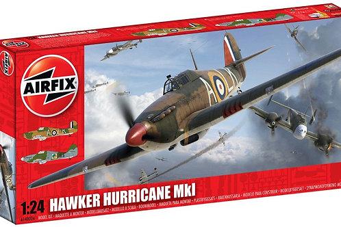 Airfix - Hawker Hurricane Mk.I 1/24