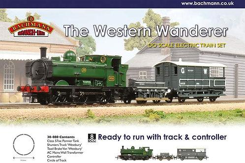 Bachmann - The Western Wanderer w.Class 57xx