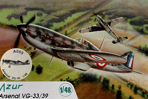 Azur - Arsenal VG-36 1/4