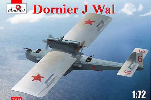 Amodel - Dornier Do.J Wal Flying Boat 1/72