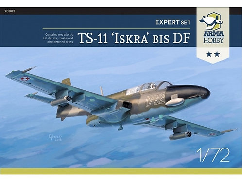 Arma Hobby - PZL TS-11 'Iskra' Bis DF 1/72
