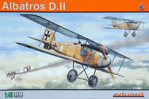 Eduard - Albatros D.II 1/48