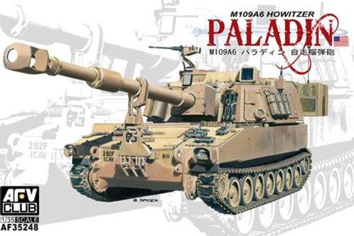 AFV Club - M109A6 Howitzer Paladin 1/35