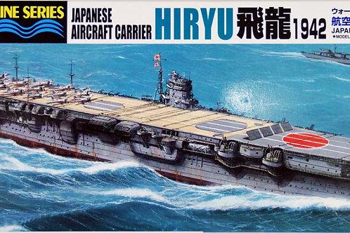 Aoshima - IJN Aircraft Carrier Hiryu, Midway