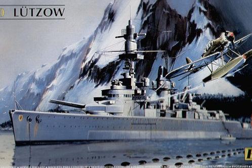 Heller - German Cruiser Lützow 1/400