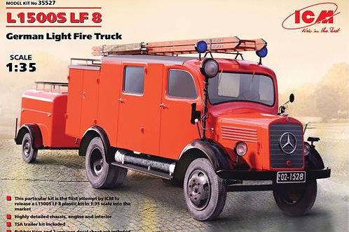 ICM - L1500S LF 8 German Light Fire Truck 1/35