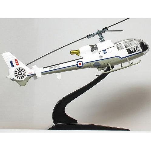 Aviation 72 - Westland Gazelle Helicopter HCC4 XW855 RAF Museum 1/72