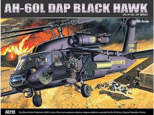 Academy - AH-60L DAP Black Hawk 1/35