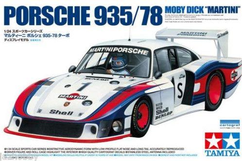 Tamiya - Porsche 935/78 Moby Dick 'Martini' 1/24