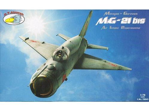 R.V. Aircraft - Mikoyan MiG-21bis 1/72