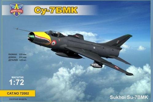 Modelsvit - Soviet Sukhoi Su-7BMK 1/72