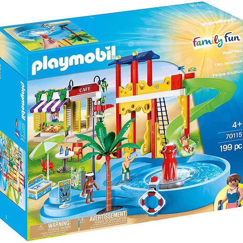 Playmobil 70115 Family Fun - Water Park
